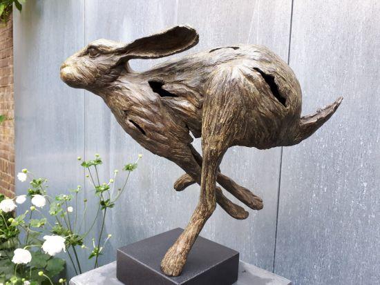 Jeanette Jansen Bronzen Beelden.Bronzen Beelden En Tuinbeelden Van Jeanette Jansen